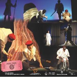 Representació d'Els Pastorets Lluquet i Rovelló