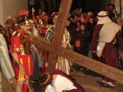 Via Crucis Vivent de L'Escala