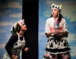 Pocacosa Teatre, amb La vaca que canta (va d'òpera)