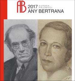 """Cicle de conferències """"Prudenci i Aurora Bertrana, vida i obra"""". Font: www.lliureimillor.cat"""
