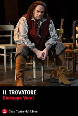 Retransmissió en directe de l'òpera Il Trovatore