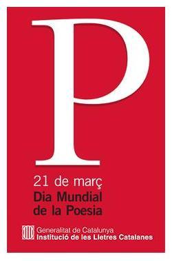 Celebració del Dia Mundial de la Poesia al Camp de Tarragona