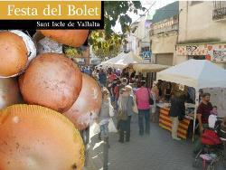 XX Festa del bolet a Sant Iscle de Vallalta