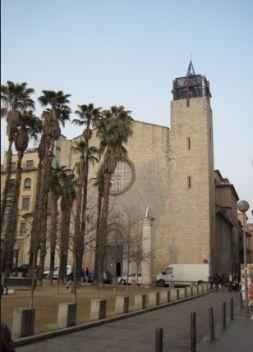 Parròquia de Santa Susanna del Mercadal. Font: turismoespanagps.com