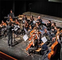 Concert de l'Orquestra de Cambra Amics de la Unió