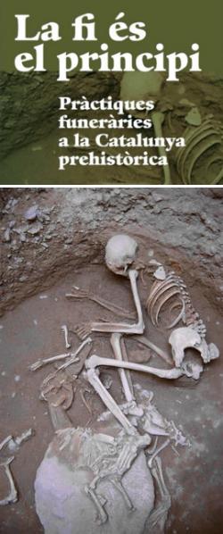 Visita guiada a l'exposició 'La fi és el principi. Pràctiques funeràries a la Catalunya prehistòrica'