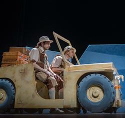 Companyia La Baldufa Teatre, amb Safari