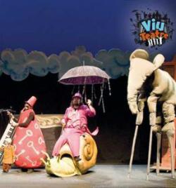 Companyia Viu el Teatre, amb El petit Dalí