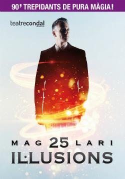 Espectacle del Mag Lari, 25 il·lusions