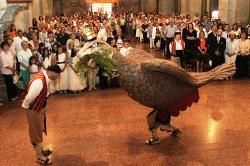 Festivitat de Corpus a Tàrrega