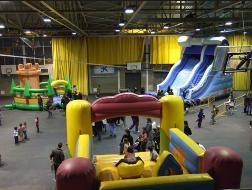 Trifàsic 2017, Parc Infantil de Nadal  a l'Escala