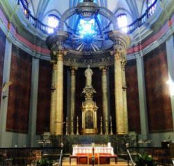 Visites guiades a l'Església Parroquial de Sant Esteve d'Olot
