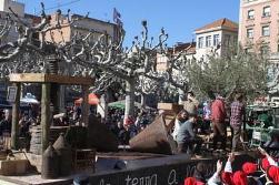 Festa dels Tres Tombs de Sant Antoni Abat i Mercat Tradicional a Tàrrega