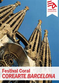 Festival Coral Internacional Corearte Barcelona 2017