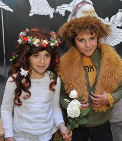 Activitat 'Històries des de l'Olimp!'