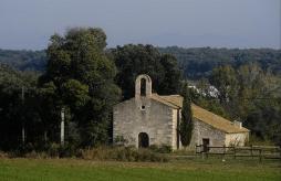 Aplec a l'Ermita de Santa Eugènia d'Avinyonet de Puigventós