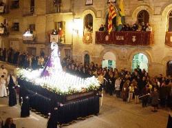 Festivitat dels Dolors a Bellpuig i Premi Valeri Serra i Boldú