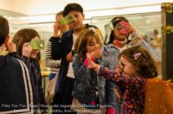 """Taller """"Toc-toc...Rejoc! Viatge fantàstic al món dels joguets"""".  Font: Museu del Joguet de Catalunya"""
