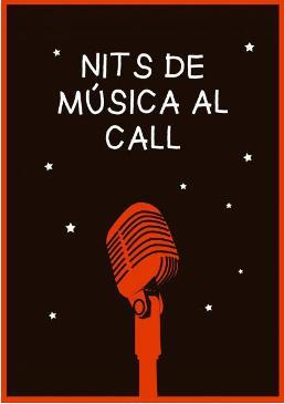 """Cicle """"Nits de Música al Call"""". Font: web del Patronat Call de Girona"""