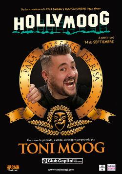 Espectacle Hollymoog, de Toni Moog