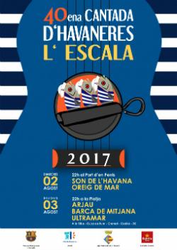 Cantada d'havaneres amb els grups Son de L'Havana i Oreig de Mar