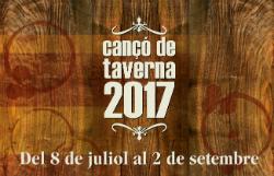"""Cicle """"Cançó de Taverna"""" a Sant Feliu de Guíxols. Font: Ajuntament"""