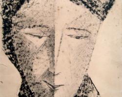 Exposició 'El traç de l'escultor', de Josep Martí-Sabé. Dibuixos
