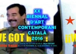XX Biennal d'Art Contemporani Català a Reus 2016
