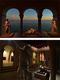 Nits Blaves d'estiu als museus de Sitges