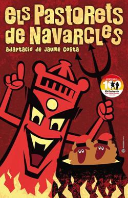 Representació d'Els Pastorets de Navarcles