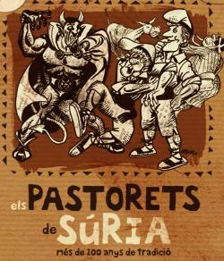 Representació d'Els Pastorets de Súria