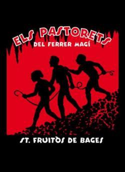 Representació d'Els Pastorets del Ferrer Magí a Sant Fruitós de Bages