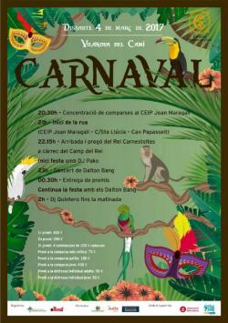 Carnaval a Vilanova del Camí