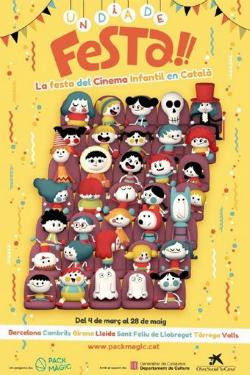Un Dia de Festa, la festa del cinema infantil en català