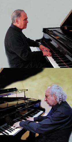 Actuació de Ricard Miralles i Josep Mas