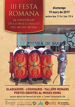 III Festa Romana. Idus de març