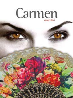 Representació de l'òpera Carmen, de Georges Bizet