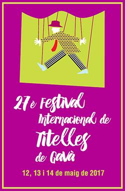 27è Festival Internacional de Titelles de Gavà