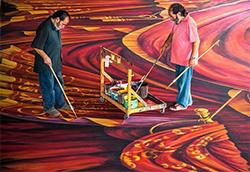 Exposició 'Del taller a l'escenari. Josep i Jordi Castells i Planas'