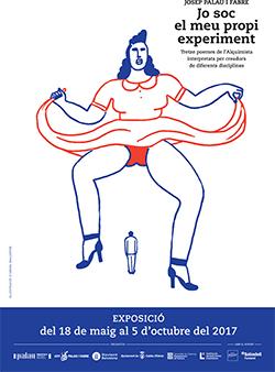 Exposició 'Josep Palau i Fabre. Jo sóc el meu propi experiment'