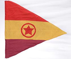 Exposició 'Banderes de la Guerra Civil'