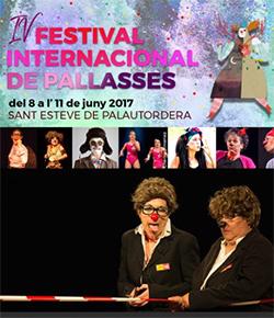 IV Festival Internacional de Pallasses