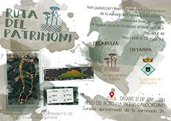 Ruta del Patrimoni a Vallgorguina