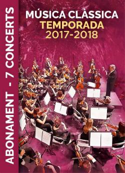 Temporada de música clàssica 2017-2018 a Vilassar de Dalt