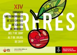 XIV Jornades Gastronòmiques de les Cireres a Caldes de Montbui