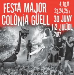 Festa Major de la Colònia Güell