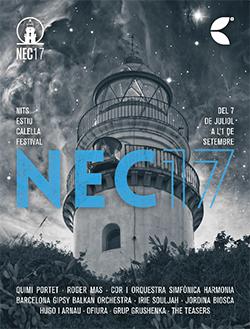 Festival Nits d'Estiu a Calella (NEC) 2017