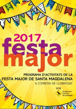Festa Major de Santa Magdalena a Corbera de Llobregat