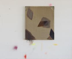 Exposició 'Aire de Montserrat' de Guillermo Pfaff. Pintura