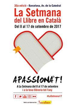 35a Setmana del Llibre en Català